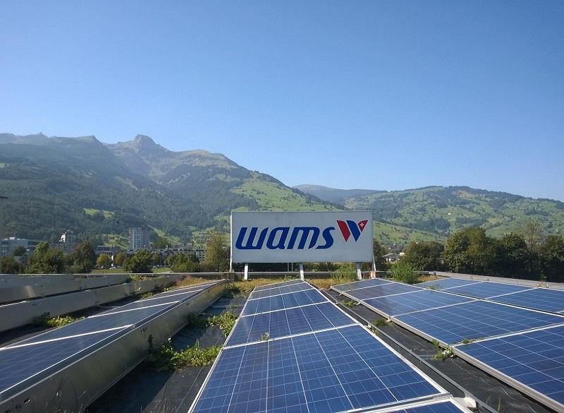 Wams Solarpanels