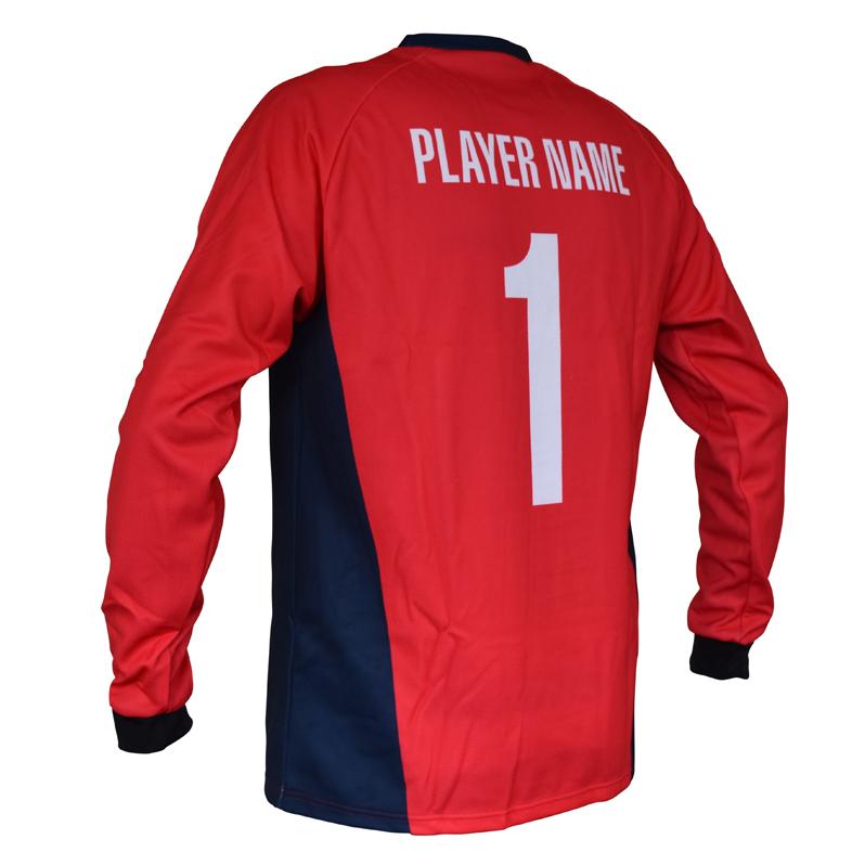Handball Goalie Trikot hinten