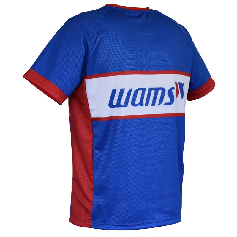Laufsport Running Shirt hinten