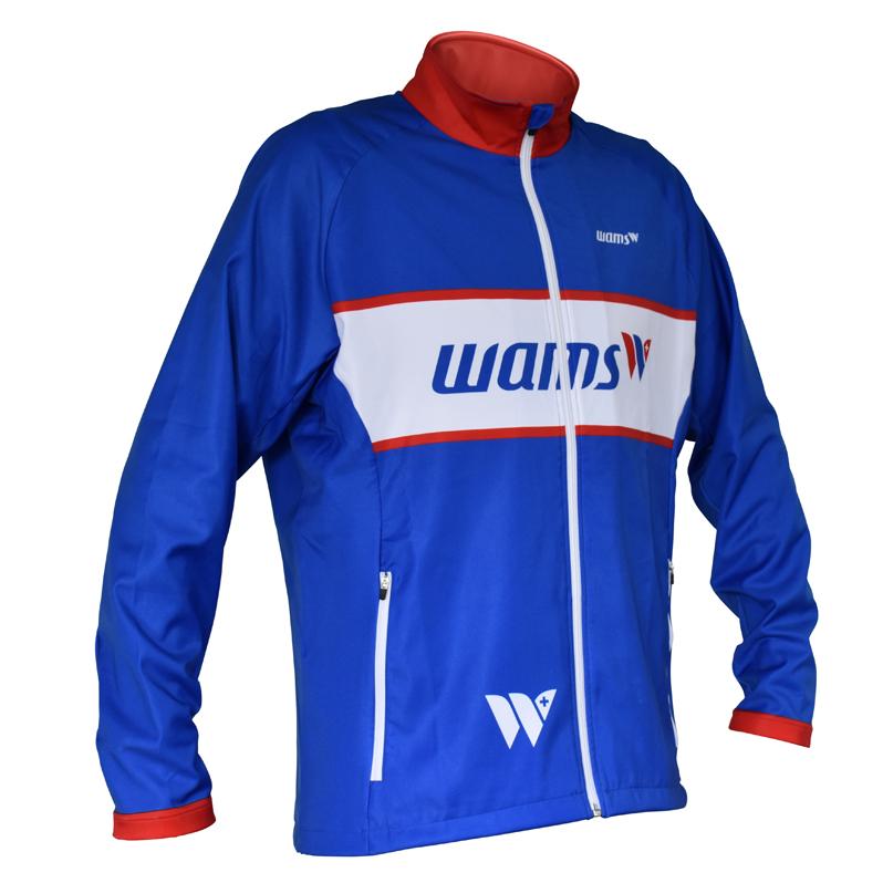 Turnbekleidung Trainerjacke Team vorne