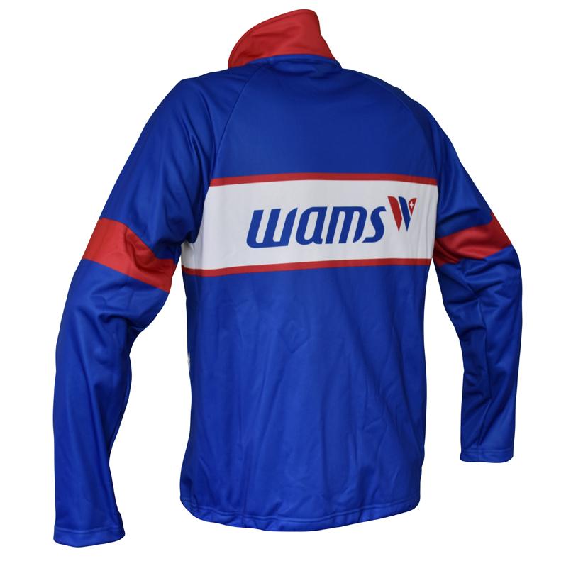 Turnbekleidung Trainerjacke hinten